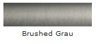 Brushed Grau